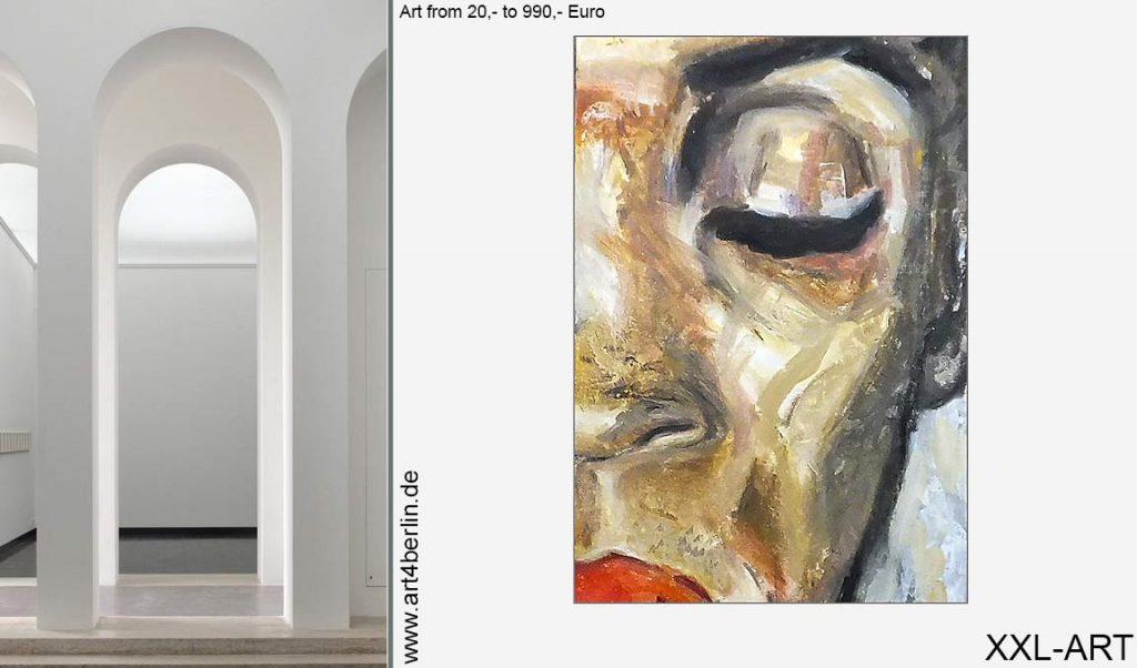 berlin kunst moderne malerei 1024x602 - Berlin Kunst, XXL Bilder, INTERIOR ARTS
