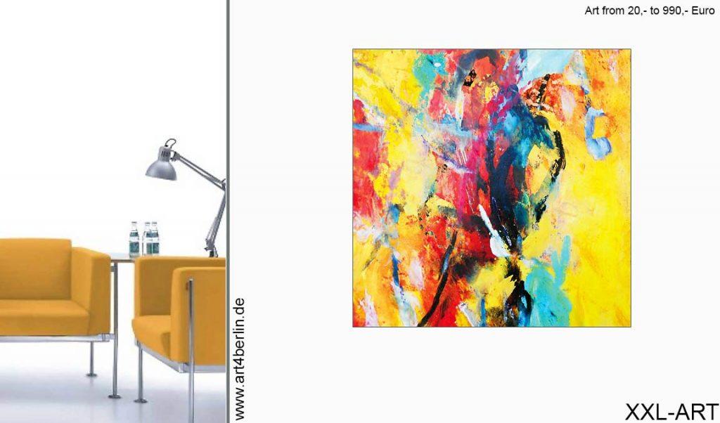 grosse kunst bilder preiswert kaufen 1024x602 - ART-SALE bis - 70% in der Galerie art4berlin.