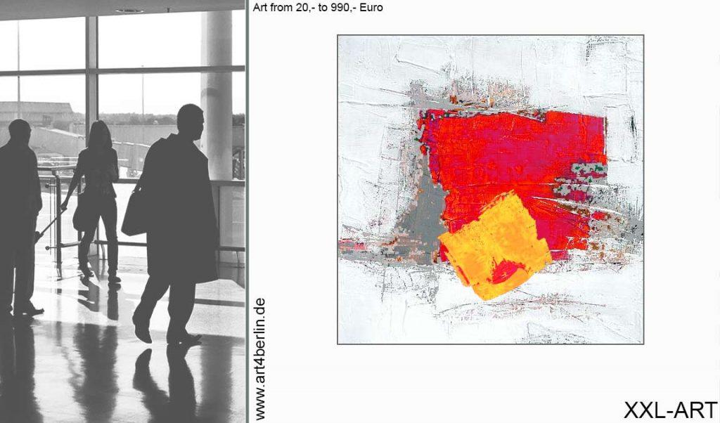 kunstausstellung kunstmesse berlin 1024x602 - Junge Künstler zeigen ihr Talent