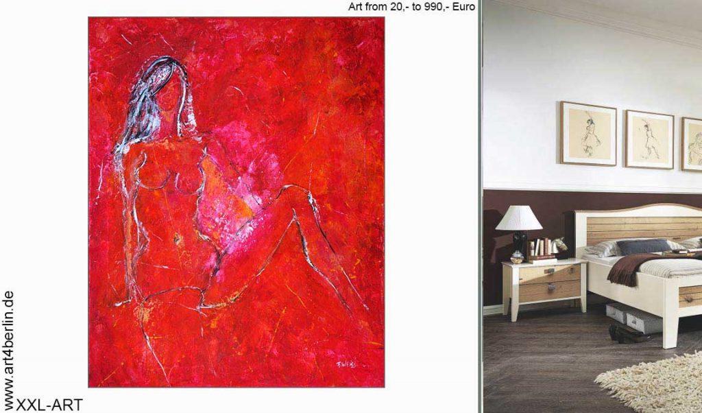 malerei grossformat preiswert 1024x602 - Junge Künstler in Berlin