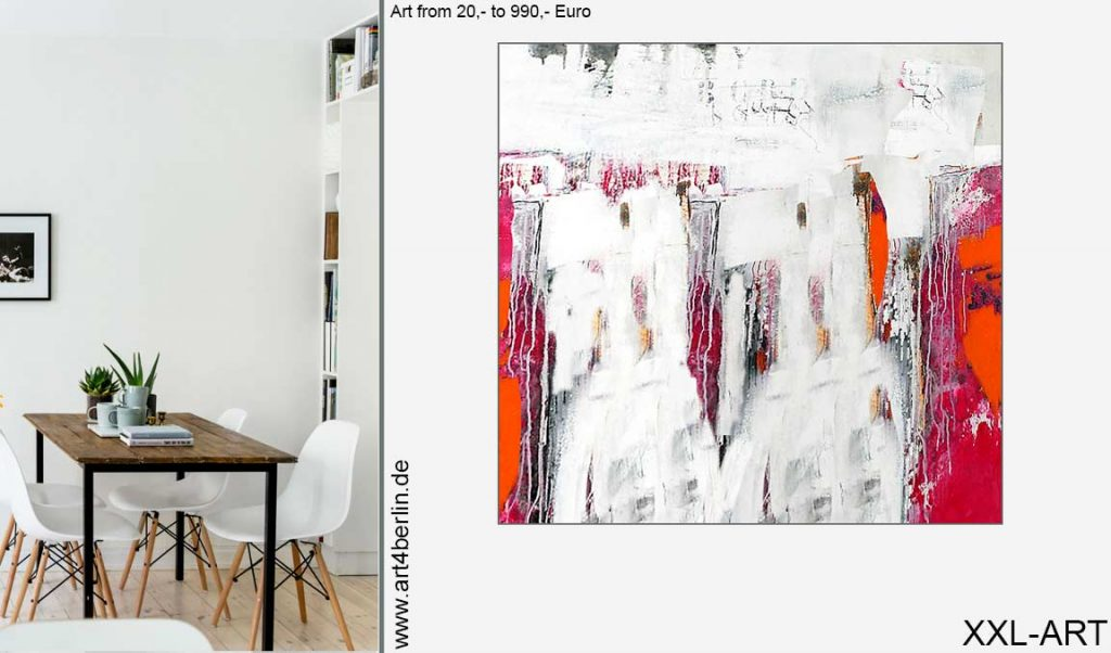 wohnen mit moderner kunst 1024x602 - Berlin Kunst, XXL Bilder, INTERIOR ARTS