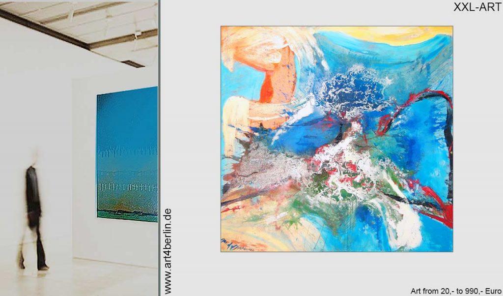 junge kunst berlin preiswert 1024x602 - Kunst und Malerei aus dem Webshop - Galerie Berlin OnlineSHOP
