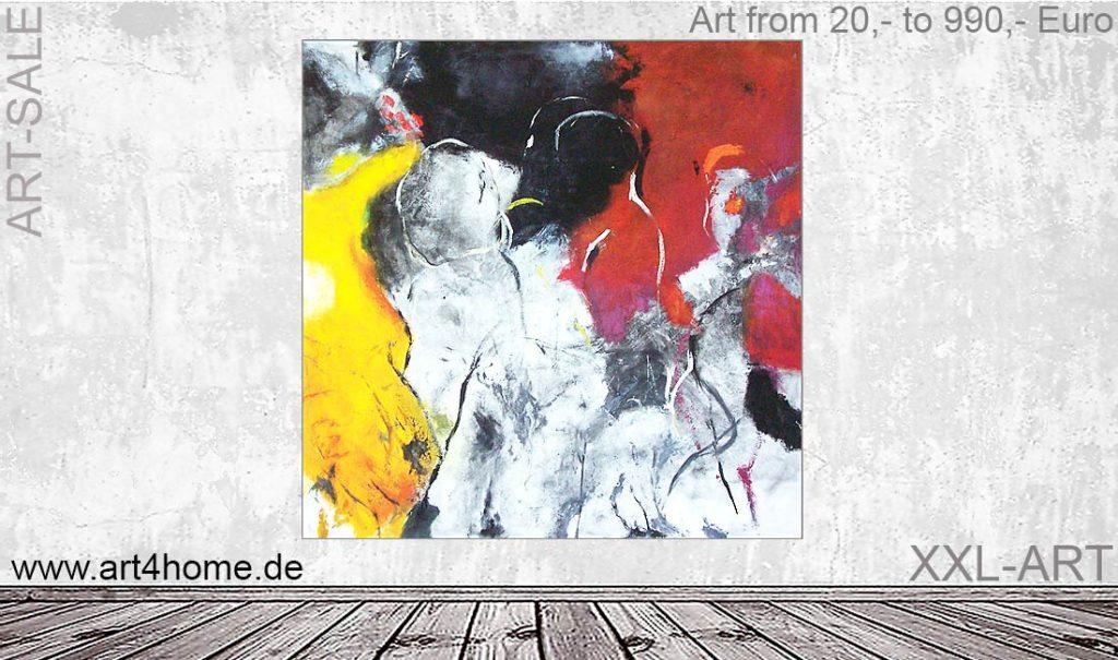 moderne wandbilder modern art 1024x605 - Große Bilder, handgemalte Berlin Kunst von €20, bis €990,-